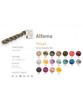 ALFAMA LINHO 50G