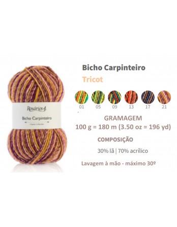 BICHO CARPINTEIRO 100G